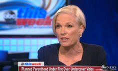 Cecile Richards Defends Planned Parenthood Selling Aborted Baby Body Parts, Calls Pro-Lifers Killers