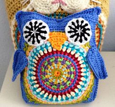 Hootie the Owl by Part Pixy.