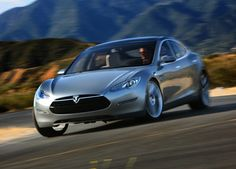 For my eco creds, the first electric vehicle in the stable must be the Tesla Model S