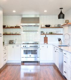 Contemporary Kitchen with a Mid-Century Vibe | The Kitchen Studio of on kitchen windows, kitchen colors, kitchen layout, kitchen island, kitchen wall paper, kitchen floor ideas, kitchen designs for small spaces, kitchen decorations, kitchen painting ideas, kitchen sinks product, kitchen table, kitchen themes, kitchen counter tops, kitchen backsplash, living room ideas, kitchen corner ideas, kitchen remodel, kitchen decorating ideas, kitchen set, small kitchen ideas,