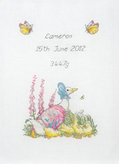 Multicolor Tobin 2866 14 Count Blue /& Yellow Floral Counted Cross Stitch Kit 10 by 14