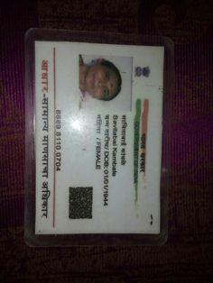 Aadhar Card, Bridal Makeup Looks, Sim, Pakistan, India, Templates, Girls, Toddler Girls, Goa India
