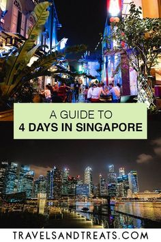4 Days in Singapore Itinerary: The Ultimate Singapore Travel Guide Singapore Travel Tips, Singapore Itinerary, Singapore Trip, Asia Travel, Solo Travel, Malaysia Travel, Places To Travel, Travel Destinations, Ireland Travel