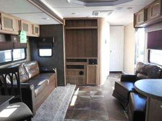 2016 New Forest River Revere 29RK Travel Trailer in California CA.Recreational Vehicle, rv, 2016 Revere 29RK New 2016 Shasta Revere 29RK Single Slide Travel Trailer With Revere, you've got style. Large windows, high ceilings, and storage everywhere. Revere was designed to have a residential feel. Home-like cabinets have lots of space and drawers that glide open to fully extend. A residential style double-bowl sink makes clean up easy. Rear Kitchen Model Features: Freestanding Dinette…