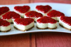 Valentines Raspberry Cheesecake Bars