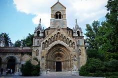 Jáki chapel Budapest Hungary