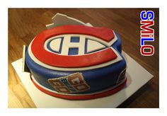 Canadienne of MTL cake