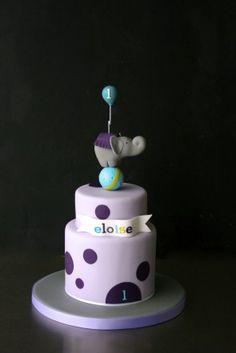 Found her birthday cake!!! Thanks to the most beautiful Parisian bakery! Sugarplum Cake Shop » Portfolio