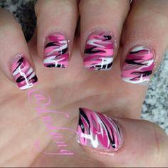 Camo nails..love it