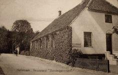 Hellebæk -  pensionat Bondedammen . 1917