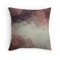 Brown gray geometric pattern . Triangles , polygons .