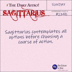 Daily Sagittarius Astrology Fact: Got questions about the future?  Here's a 4000 year old oracle with some answers!   Visit iFate.com and do an I Ching reading today!