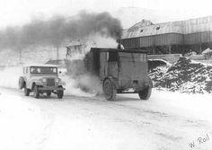 Sentinel S-6 steam truck