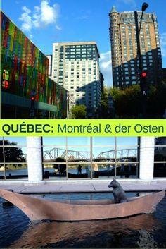 Kanadas französischsprachige Provinz: von Montréal bis nach Montebello. Ein Traumziel für Familien. #quebec #Canada #kanada #Montreal #reisenmitkindern