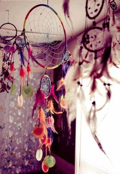 Dream catcher... I have an addiction of these