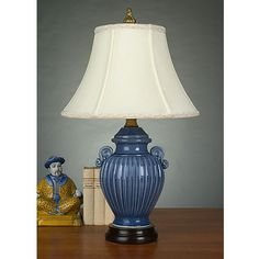 Blue Astor Table Lamp