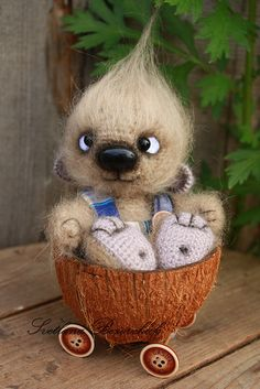Love this crochet #Amigurumi