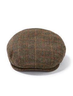 d586d319e53 Stetson Glen Plaid Wool Ivy Cap Wool