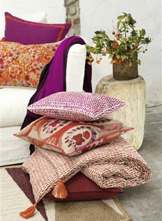 Dress your wall: Boho-chic - Residence