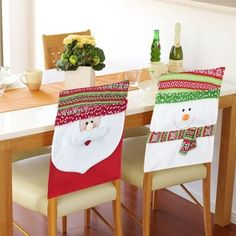 Yeduo New Year Best Gift Happy Christmas Santa Toilet Seat Cover Rug Bathroom Decorations Christmas Decorations Online, Holiday Decor, Chair Covers, Christmas And New Year, Christmas Sale, Festival Party, Holidays And Events, Christmas Stockings, Snowman