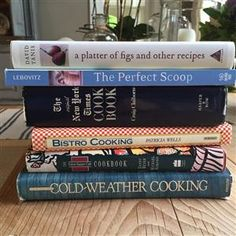 Some of Ina Garten's favorite cookbooks. Click to see complete list.  I want to check out: https://www.amazon.com/Silver-Palate-Cookbook-Sheila-Lukins/dp/0761145974/ref=tmm_pap_swatch_0?_encoding=UTF8&qid=&sr=, https://www.amazon.com/Union-Square-Cafe-Cookbook-Restaurant/dp/0060170131/ref=cm_cr_arp_d_product_top?ie=UTF8