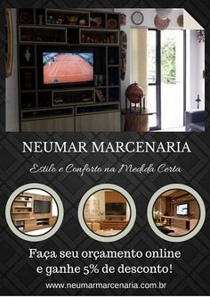 Promoção Marcenaria Neumar