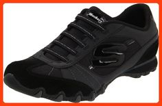 Skechers Women's Biker-Vexed Fashion Sneaker Now for Leather and synthetic.
