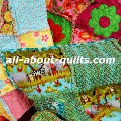Joannes designs week12 a Pinterest challenge delivering 'Hats' a simple and bold quilt perfect for a throw or a baby.
