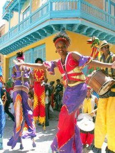 Cuba y la alegría de sus gentes.