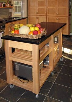 Wonderful portable kitchen island india for your home Moveable Kitchen Island, Mobile Kitchen Island, Narrow Kitchen Island, Kitchen Island Cart, Farmhouse Kitchen Island, Wooden Kitchen, Island Bar, Kitchen Bar Design, Ha Long