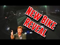 New Bike Reveal: Then, and Now
