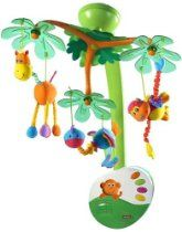A crib mobile keeps baby entertained; find developmental baby mobiles, a butterfly mobile and more at buybuyBABY. Soothe your little one with a musical mobile - buy now. Tiny Love Mobile, Best Baby Mobile, Crib Toys, Baby Toys, Mobile Musical, Light Music, Baby Nursery Decor, Nursery Ideas, Nursery Room