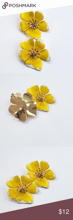 "Light pink 2.75/"" satin petal cluster flower w// rhinestone center pointed"