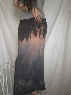 Cinder // Full length skirt