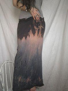 Cinder // Full length skirt