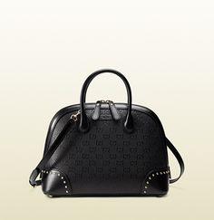 c1c4322f4d1dbf Gucci - bright diamante GG leather top handle bag 384688AZW1G1000 Prada,  Handle, Gucci,