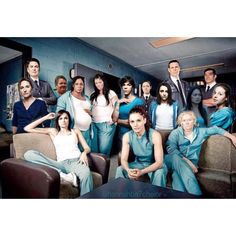 Thought Id add in more of the cast Watch episode 11 tonight at 8:30 on SoHo #TealTuesday #Wentworth @SocratisOtto
