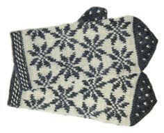 ET-lehden maakuntalapasten sarja jatkuu. Mittens Pattern, Knit Mittens, Mitten Gloves, Knitting Socks, Knit Socks, Fair Isle Knitting, Handicraft, Christmas Sweaters, Knit Crochet