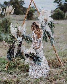 Boho bride dreaming! �������� #allbyhandandco http://gelinshop.com/ipost/1518820589865931231/?code=BUT70eIghHf