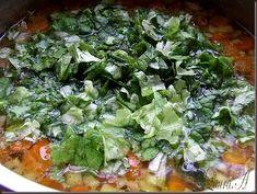 Ciorba de zarzavat (legume din belsug) | Retete Laura Adamache Seaweed Salad, Vegetable Pizza, Vegetables, Ethnic Recipes, Food, Essen, Vegetable Recipes, Meals, Yemek