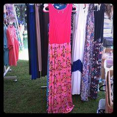 Aztec Maxi  Aztec print maxi dress. Comes in S , M , L , XL Dresses Maxi