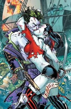 Joker x Harley Quinn