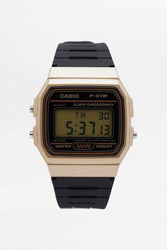 494721410ee Casio F91W Retro Resin Strap Digital Watch Casio Digital