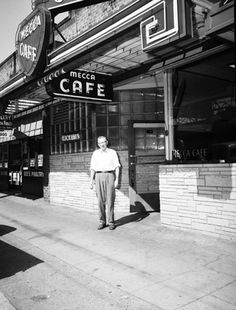 Mecca Cafe, 1954