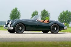 Jaguar XK 140 OTS, 1955 - Welcome to ClassiCarGarage