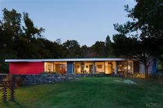 On the market: 1950s Marcel Breuer-designed midcentury-modern property in Croton-On-Hudson, New York State, USA on http://www.wowhaus.co.uk