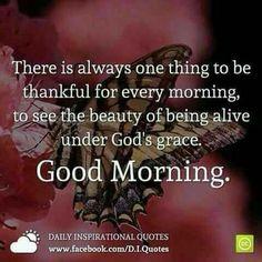 Good Morning Inspirations
