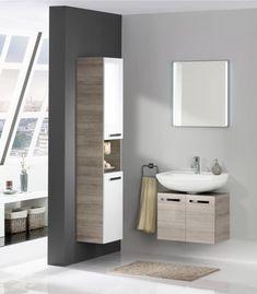 Waschbeckenunterschrank Eiche online bestellen Vanity, Bathroom, Closet Storage, Oak Tree, Bath Room, Dressing Tables, Washroom, Powder Room, Vanity Set