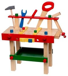 Maxim Super Workbench with Tools * More info could be found at the image url.