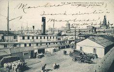 Port de Montréal/1905. Photos Du, Old Photos, Vintage Photos, Welcome Photos, Old Port, Of Montreal, Canada, Great Lakes, Old Pictures